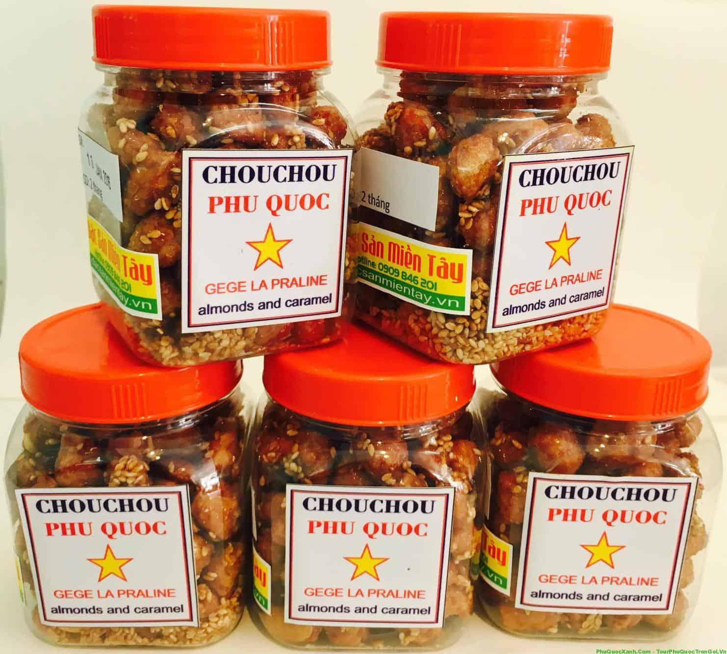 Đậu phộng Chou Chou