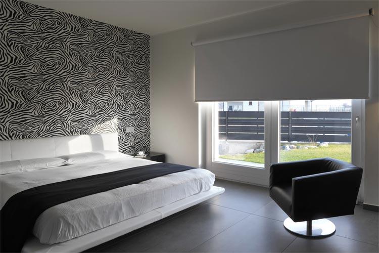 Bedroom Window Roller Shades Ideas