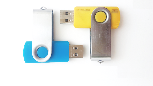Write Protected USB Flash Drive