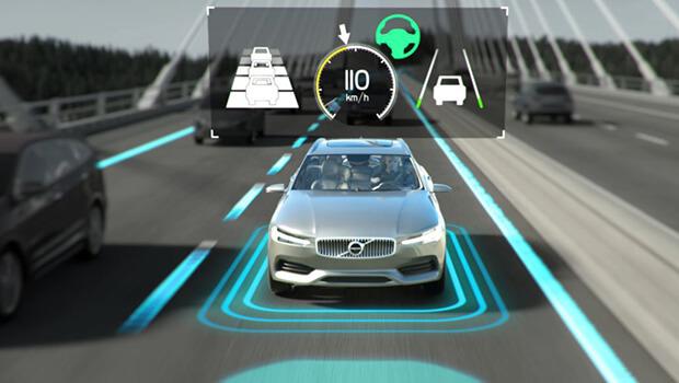 Volvo Intelligent Speed Assistance (ISA)