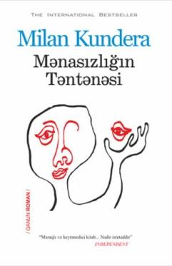 Книга Mənasızlığın təntənəsi | Milan Kundera | | Alinino.az