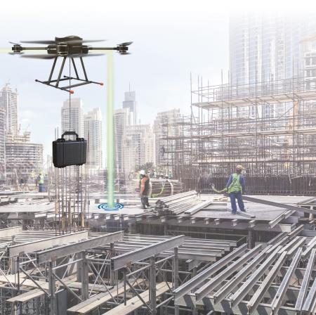 máy bay không người lái UAV Drone 1