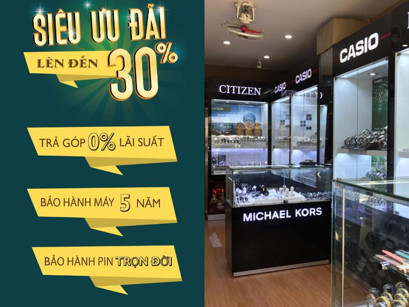 Đồng hồ Hưng Thịnh là một trong những cửa hàng bán đồng hồ Citizen với giá cả và chất lượng dịch vụ tốt nhất