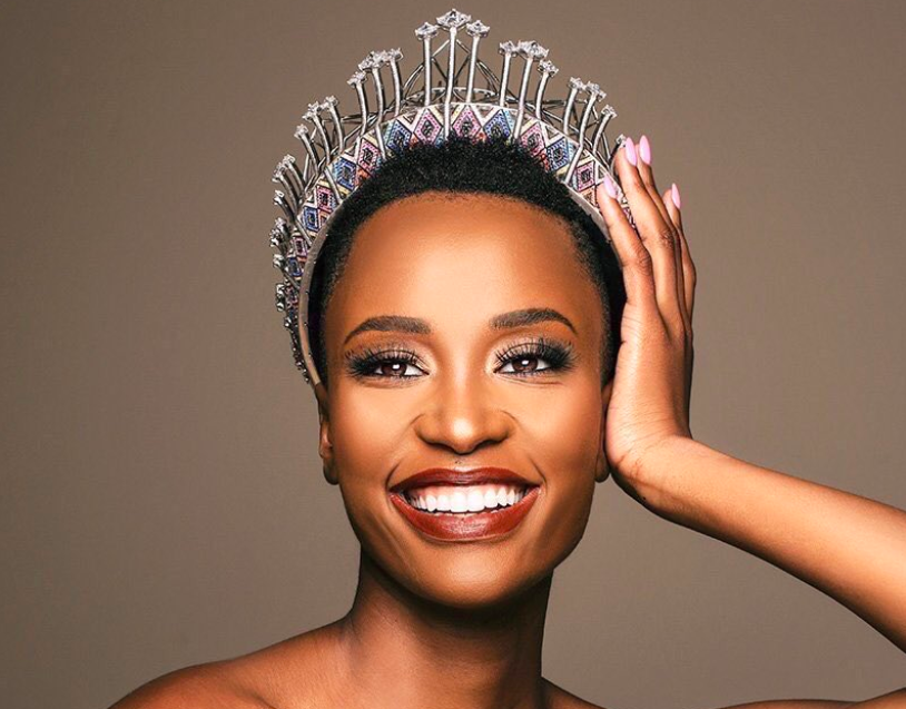 Miss SA Unveils Plans To Stage Virtual Pageant Amid Lockdown - Zonk News