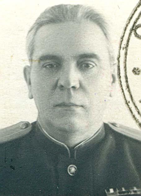 Подчасов Иван Васильевич (1900-?) сотрудник органов госбезопасности; полковник.