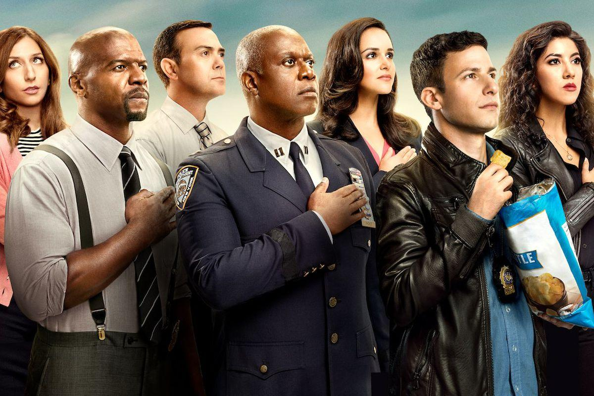 Image result for Brooklyn Nine-Nine Season 5