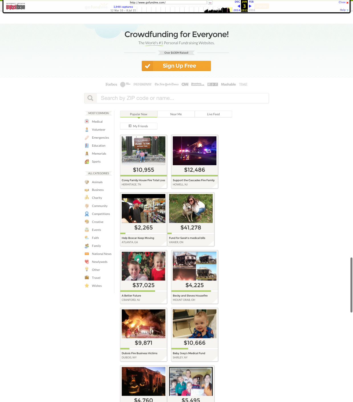 GoFundMe   3 for Crowdfunding   Fundraising Websites.png