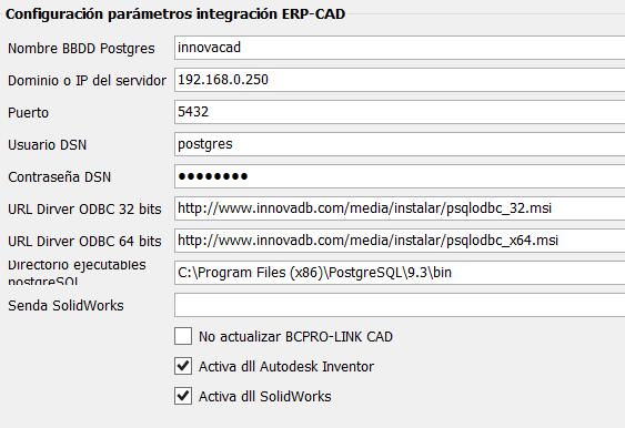 Programación en Velneo: integración de un ERP con CAD 7