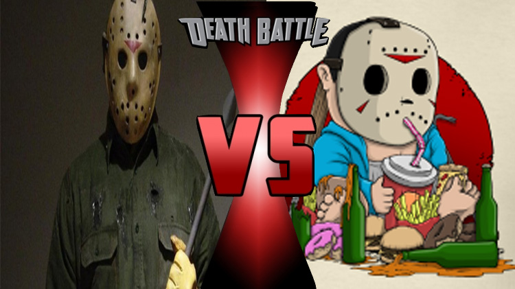 Death Battle: Jason vs Delirious by GodofGamingRWBY on DeviantArt
