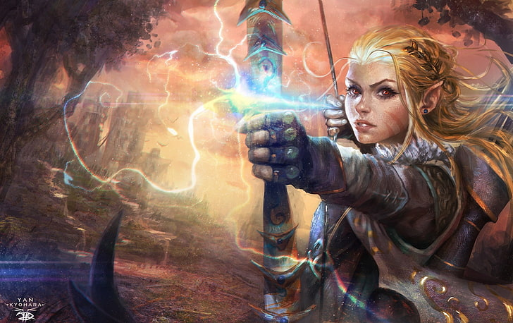 Pathfinder Divine Hunter Paladin