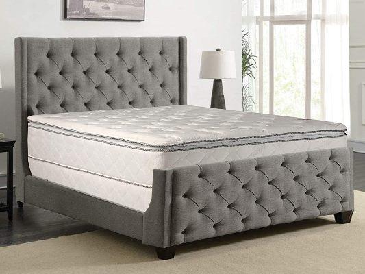 Greaton Medium Plush Pillowtop Innerspring Mattress