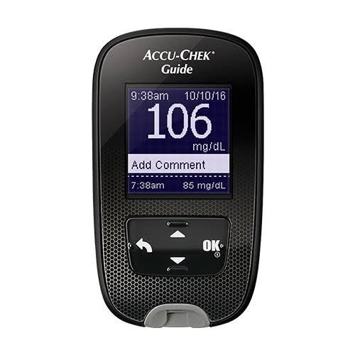 2. ACCU-CHEK เครื่องตรวจวัดระดับน้ำตาลรุ่น ACCU-CHEK Instant