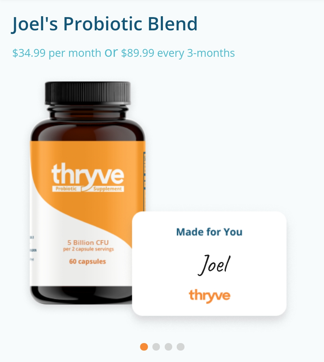 Thryve Review — Can You Trust Thryve's Microbiome Test and Probiotic Blends? 35