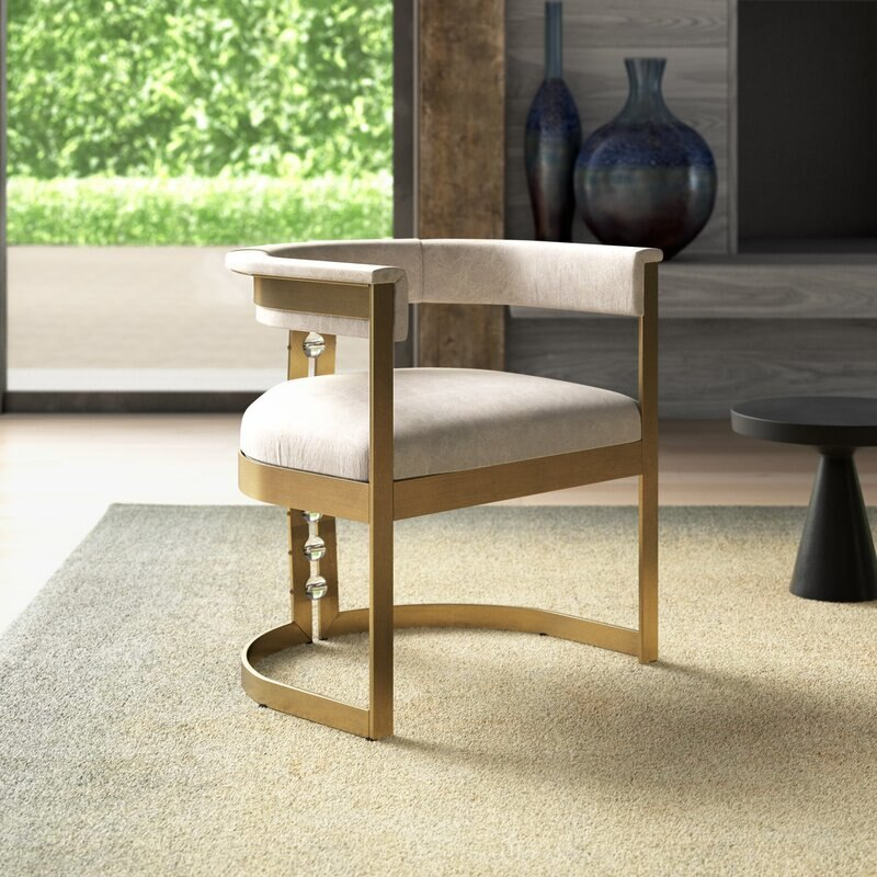 living room side chair for spring 2020 interior design trends