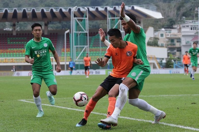 Wofoo Tai Po Res vs Yuen Long Res (2)