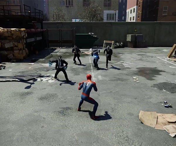 Image result for spider-man gameplay