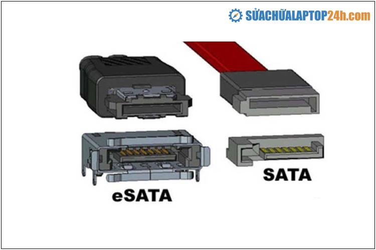 eSATA và SATA