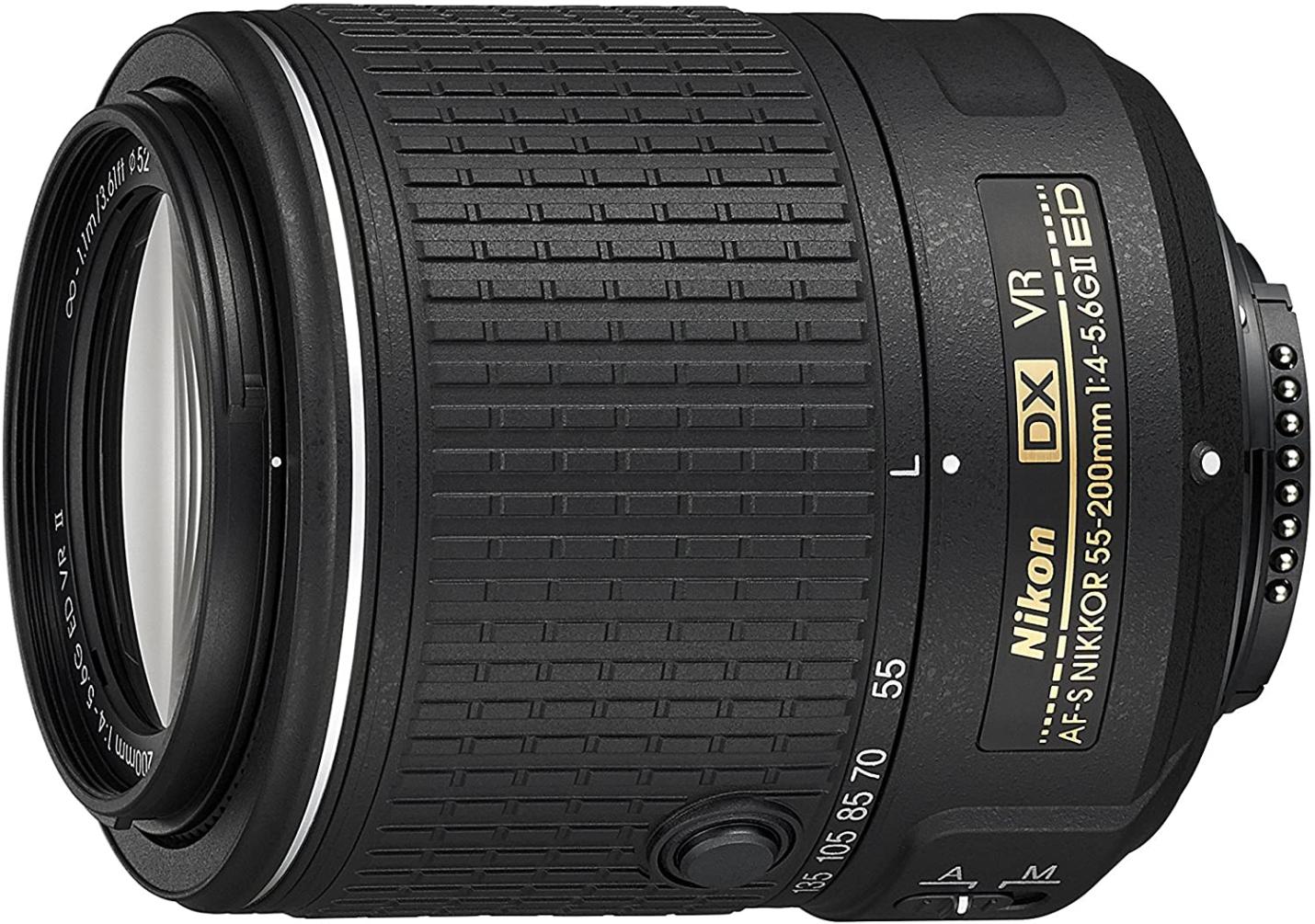 Best Nikon D5600 Lens for Beginners