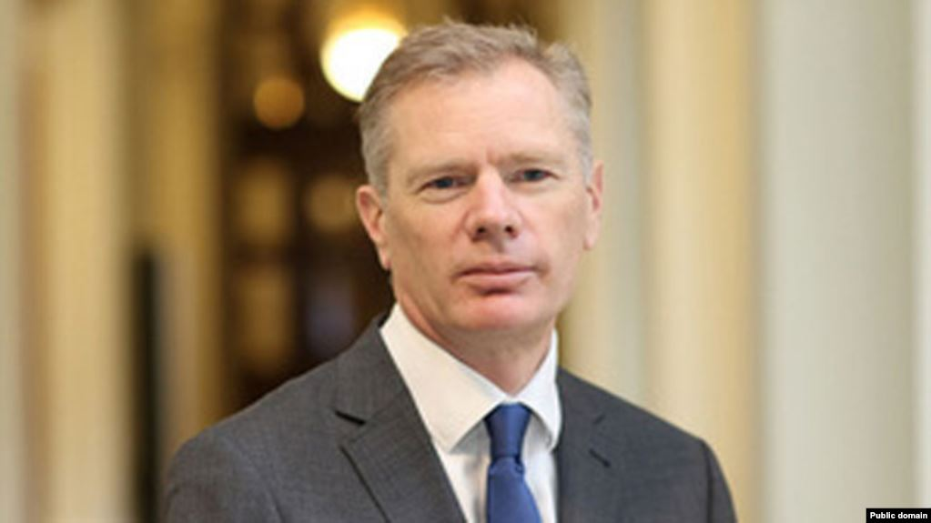 UK -- Rob Macaire CMG has been appointed Her Majesty's Ambassador to the Islamic Republic of Iran, undated