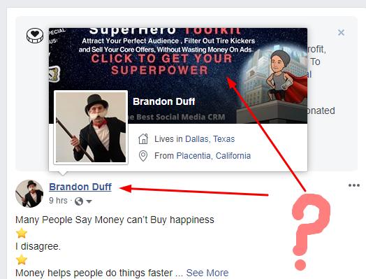 Brandon Duff On Facebook
