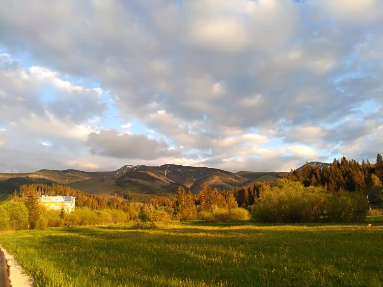 Príroda v okolí Zuberca