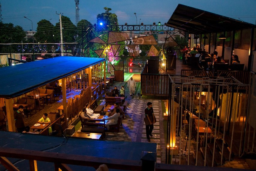 Cafe Kahani Johar Town