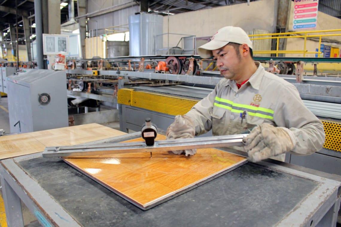 Phổ Yên phát triển công nghiệp theo hướng bền vững