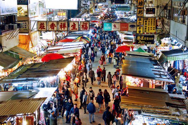 Mua hàng trực tiếp tại Quảng Châu thường tiêu tốn rất nhiều công đi lại