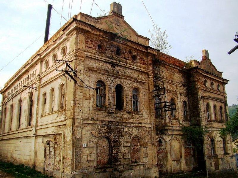 Колишня синагога фото: hranom