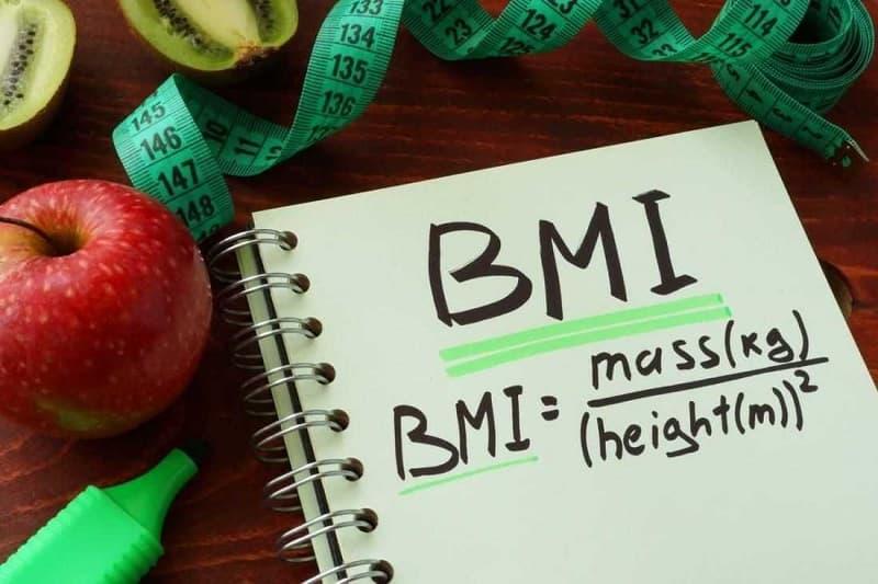 rumus hitung BMI berat badan ideal