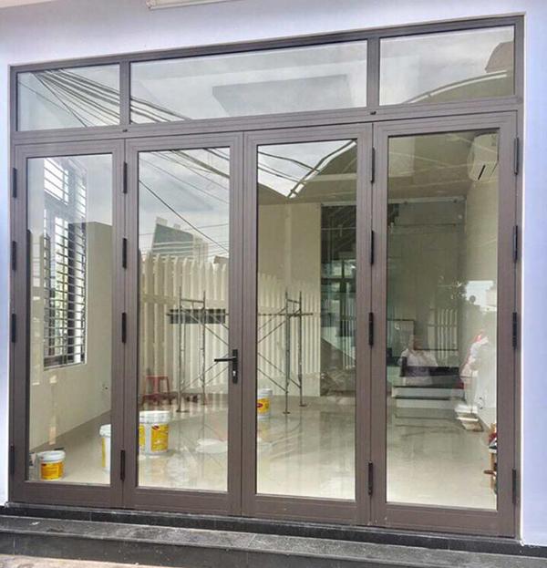 Cửa nhôm Xingfa có tính bền bỉ cao
