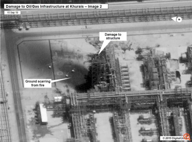 Το Ιράν λέει ψέμματα για την επίθεση στις πετρελαϊκές εγκαταστάσεις της Σαουδικής Αραβίας