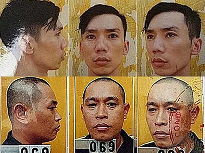 Bình Thuận: Xét xử vụ trốn ngục bằng lưỡi cưa - Ảnh 1