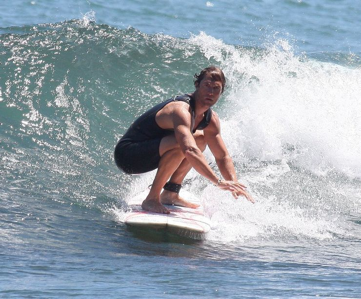 12 Celebrities Who Are Passionate About Extreme Sports