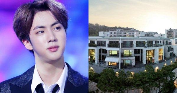 J-Hope (BTS mua nhà) hiện nay 25 tuổi