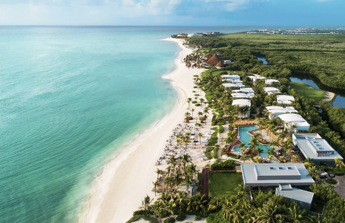 Andaz Mayakoba, Quintana Roo