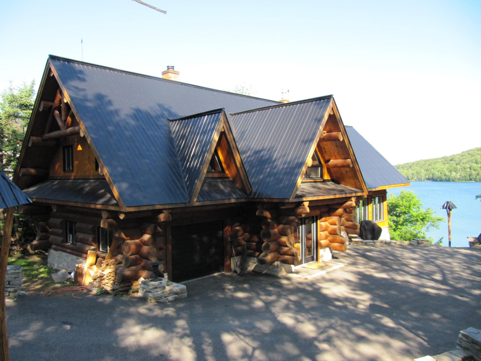 Cottages for rent for fishing in Quebec #13