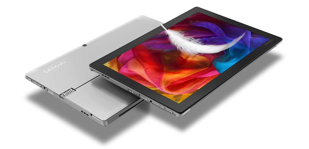 Планшет LENOVO Miix 520 I5 8/256 LTE Win10P Platinum Silver