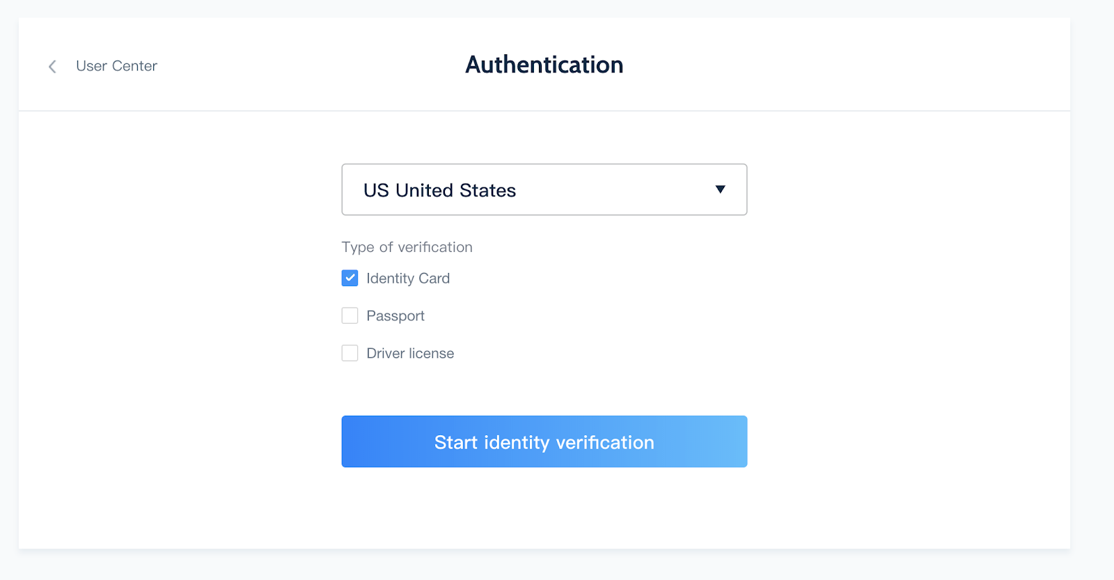 authentication on coincola otc cryptocurrency marketplace