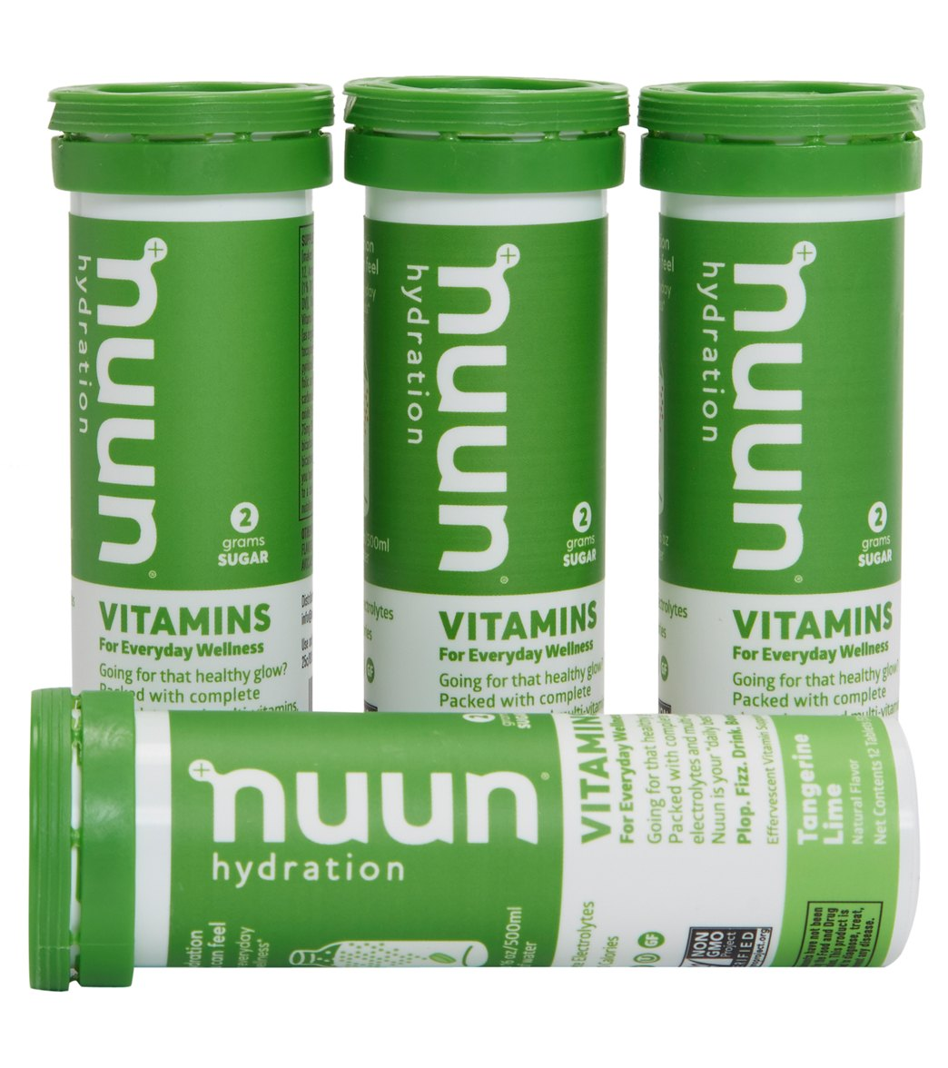 Multi-Vitamin Supplements For Swimmers