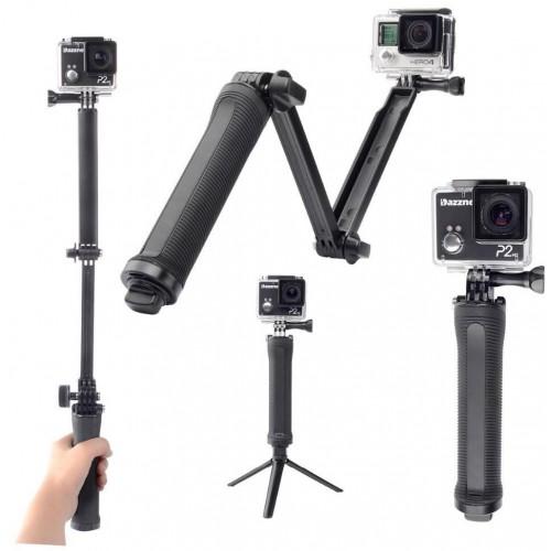 Монопод для GoPro от авторизированных производителей – доступно на go-pro-store.com