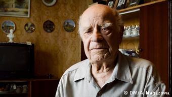 Петро Кудін: Під час війни я був у таборі в Німеччині - цього було досить для підозр і недовіри