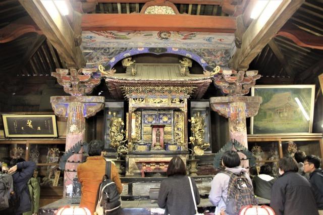 妻田薬師(神奈川)