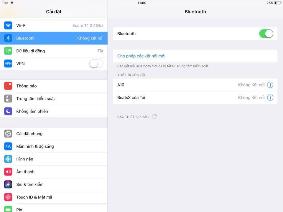 5 cách khắc phục iPhone X lỗi Bluetooth nhanh