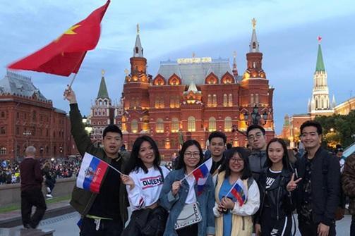 Kết quả hình ảnh cho du học Nga