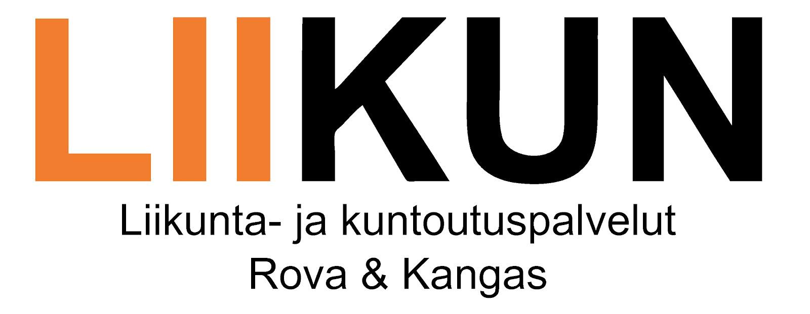 LIIKUN Liikunta- ja kuntoutuspalvelut Rova & Kangas
