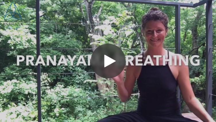 Apprenez à faire de la respiration pranayama avec Nicole, instructrice Anahana