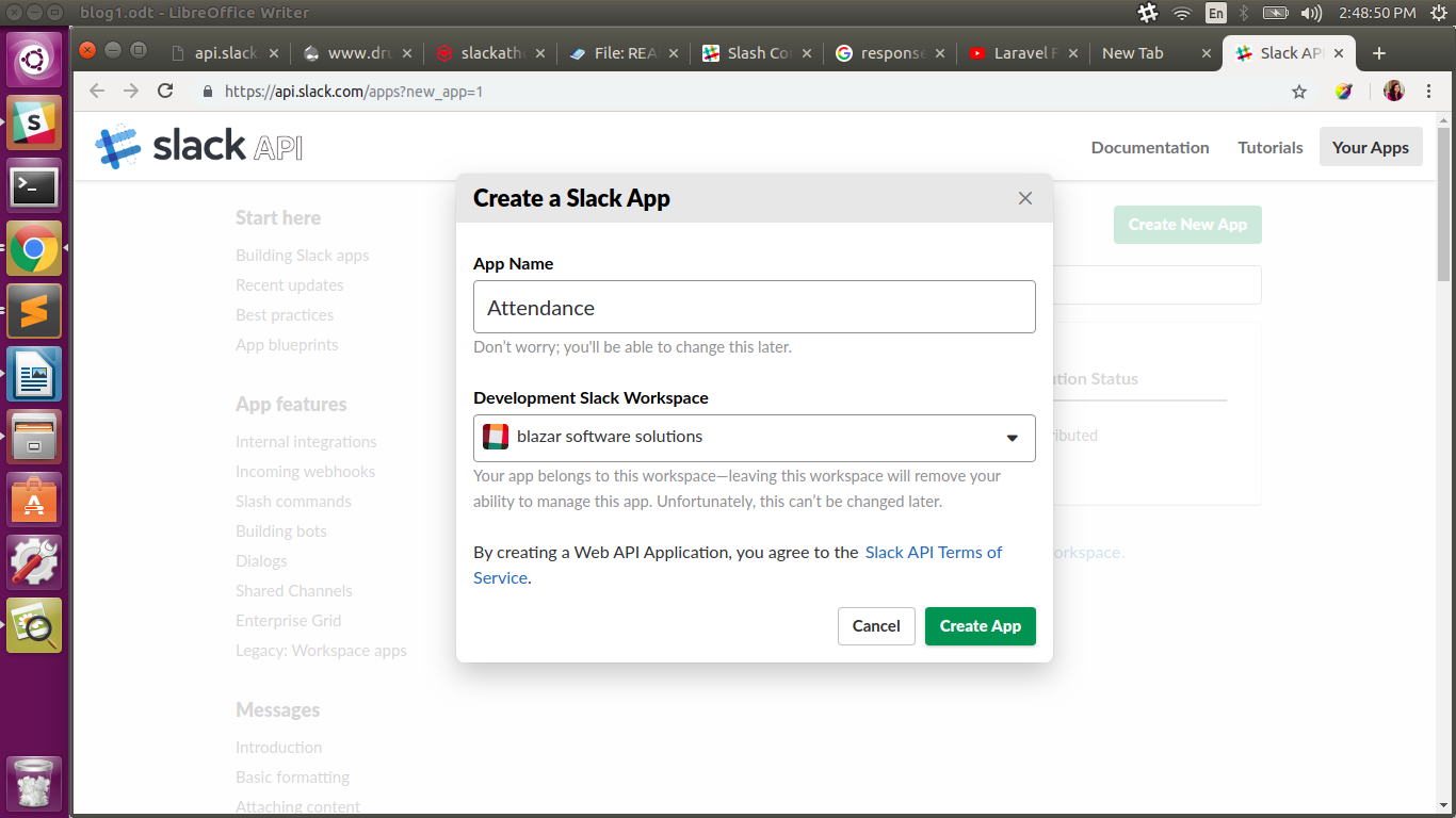 Authenticate Ruby on Rails with Slack and Create Slack Commands
