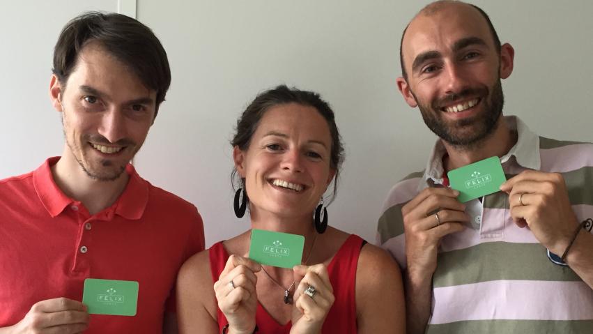 Félix Santé start-up santé Nantes programmes vidéos en ligne