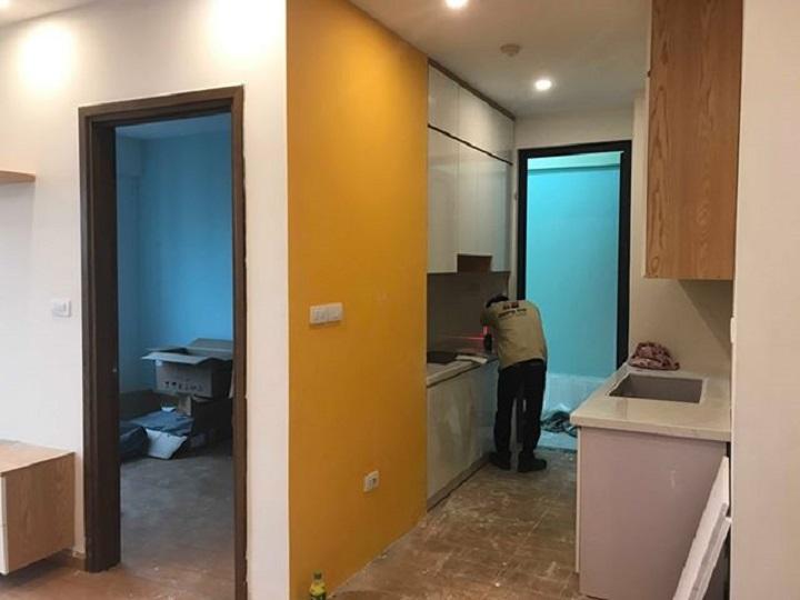 Mặt bằng căn hộ chung cư ảnh 2